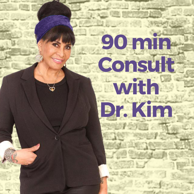Consult With Dr. Kim (90 Min)