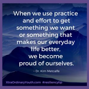 Develop Reslience In Teens