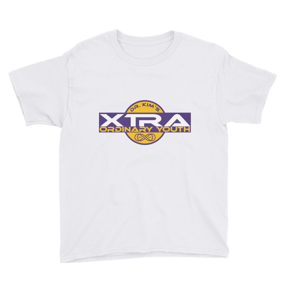 Kids Unisex Short Sleeve T-Shirt – XtraOrdinary Youth
