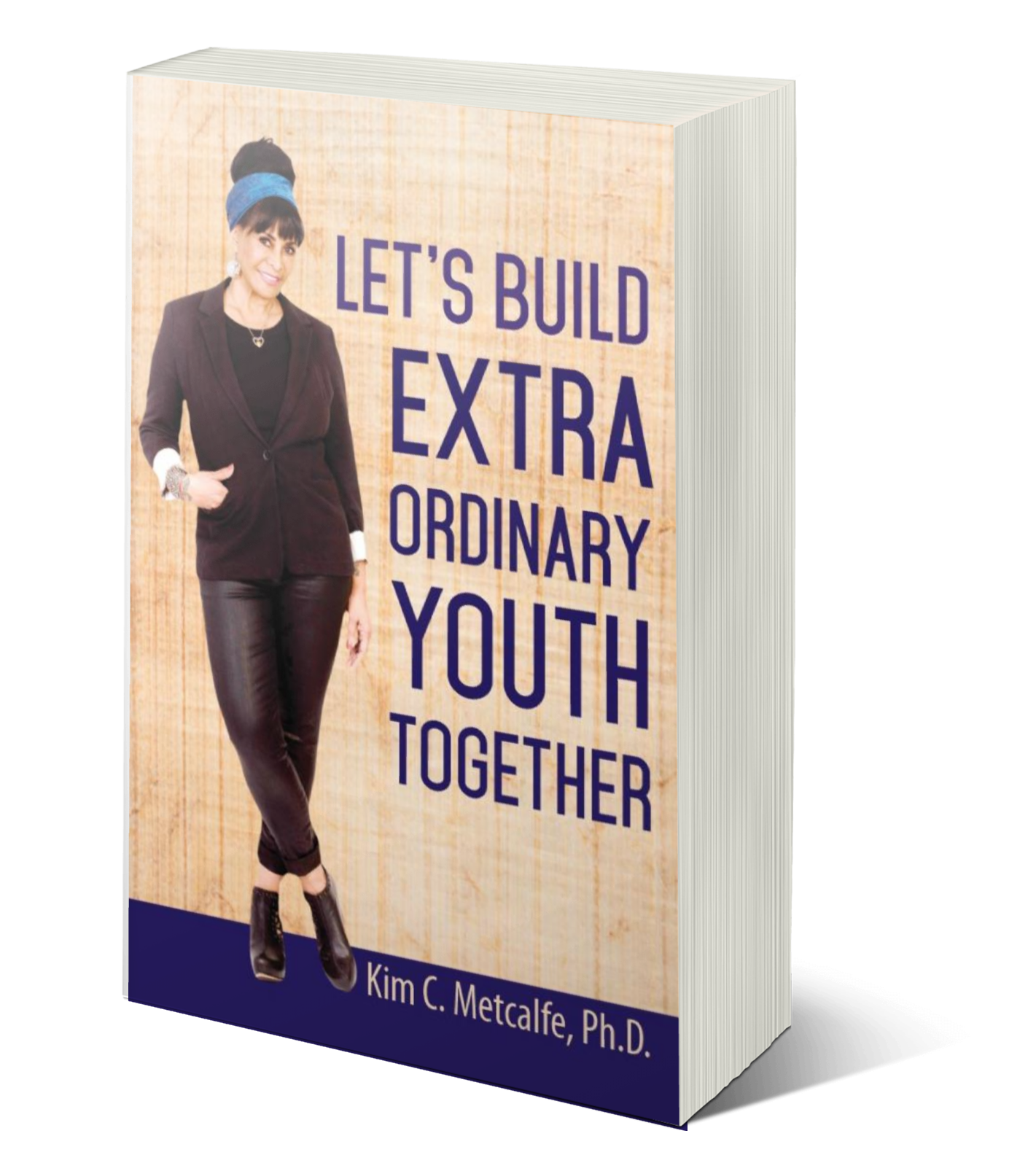 Let's Build Extraordinary Youth Together