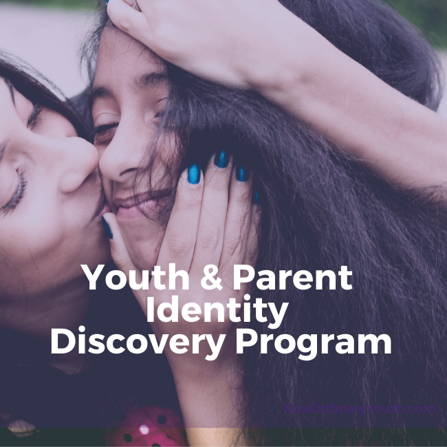Youth & Parent Identity Discovery Program