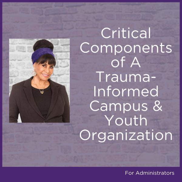 trauma informed campus virtual training
